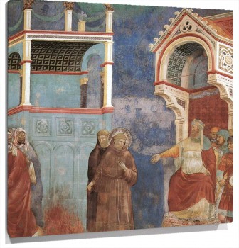Giotto_-_Legend_of_St_Francis_-_[11]_-_St_Francis_before_the_Sultan_(Trial_by_Fire).jpg
